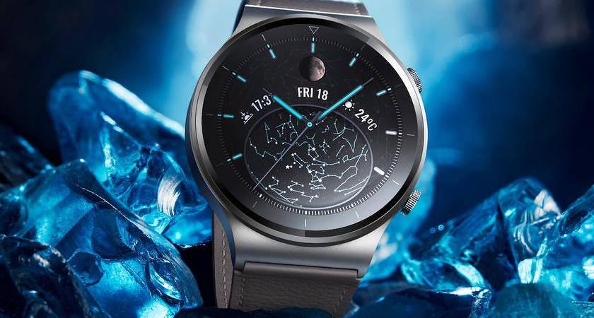 Huawei Watch 3 будут работать на базе ОС HarmonyOS