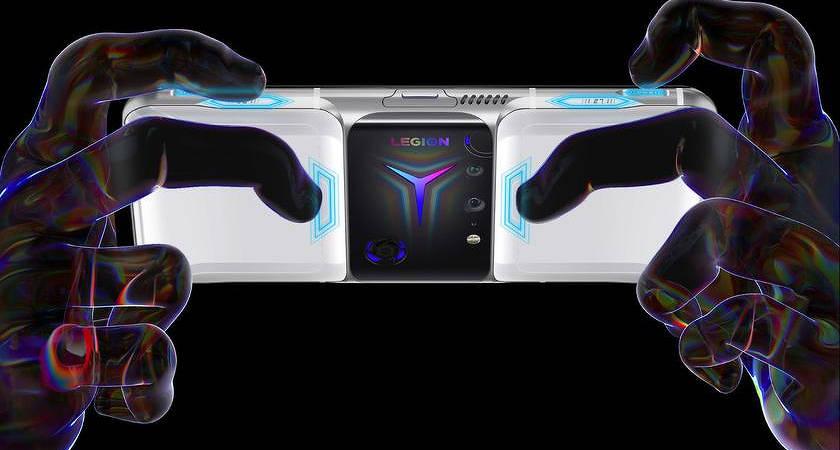 Lenovo Legion 2 Pro – новые игровой смартфон с быстрой зарядкой на 90 Вт