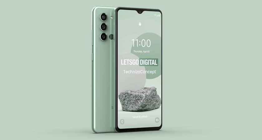 Galaxy A22 5G – вероятно, самый дешевый бюджетник с Galaxy A22 от Samsung