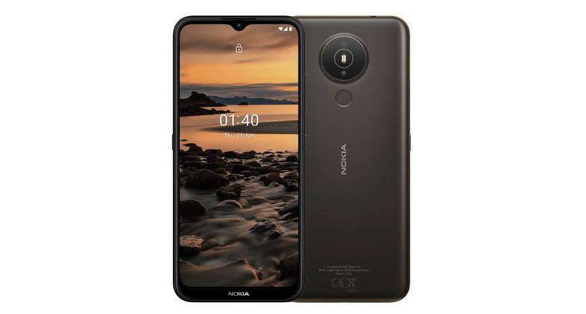 Стартовали продажи Nokia 1.4 на Android Go