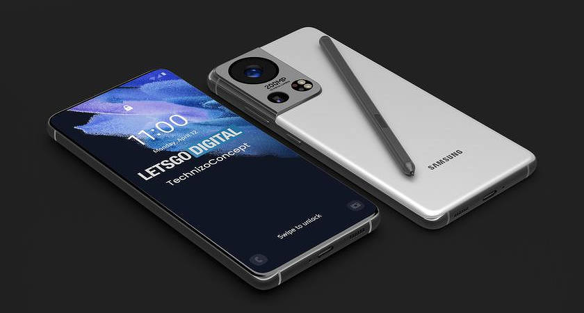 Galaxy S22 уже «сверкает» на концепт-рендерах
