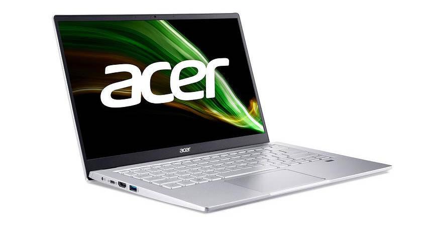 Acer Swift 3 уже в продаже на территории Европы