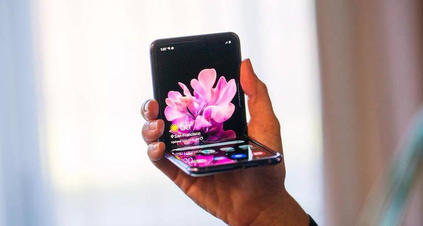 Galaxy Z Flip 2 не выйдет, но новую раскладушку покажут!