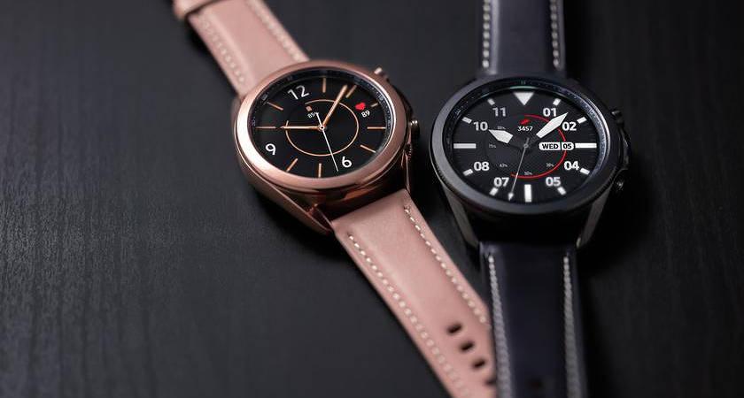 Samsung удалось улучшить Galaxy Watch 3 при помощи обновления