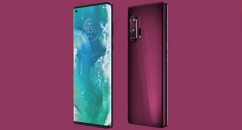 Motorola собирается удивить рынок сразу 4 смартфонами Edge