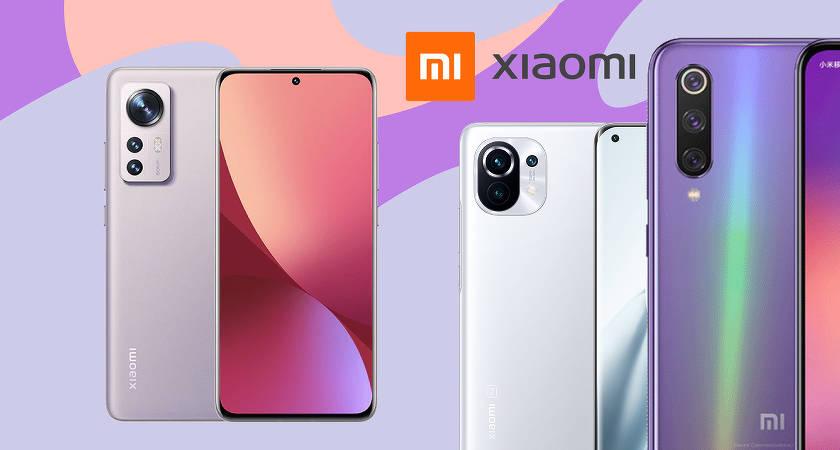 Лучшие смартфоны Xiaomi 2021 года