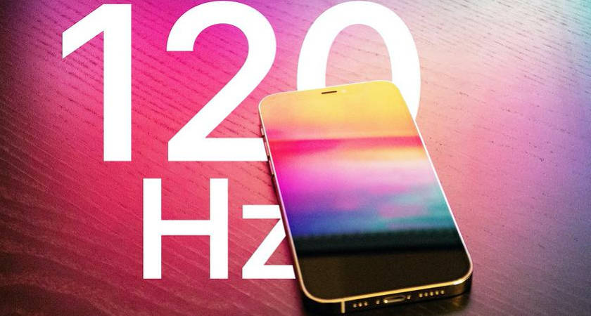 Samsung создаст дисплей для iPhone 13 Pro