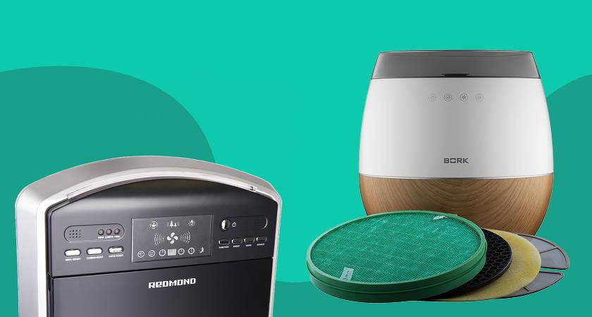 Лучшие очистители воздуха 2021 года
