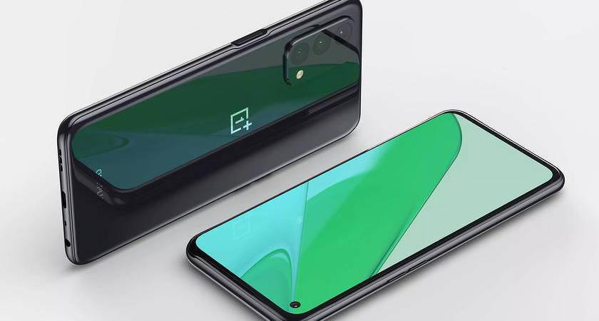 OnePlus Nord N200 уже представлен на изображении