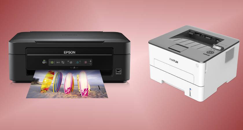 Лучшие струйные принтеры 2021 года