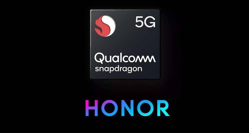 Процессор Snapdragon 888 Pro может быть впервые использован компанией Honor
