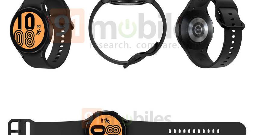 Скоро анонс смарт-часов Galaxy Watch 4 которые засветились на официальной странице Samsung