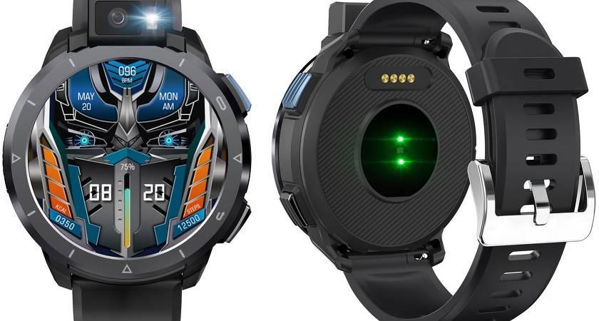 Умные-часы с поворотной камерой: представлены Kospet Optimus 2 с сенсором Sony IMX214