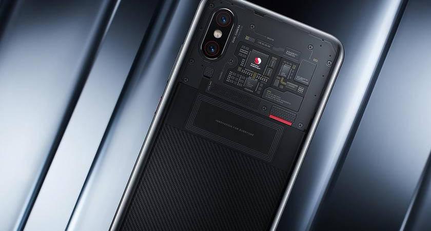 Xiaomi Mi 8 Pro продолжает обновляться до MIUI 12.5