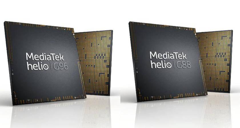 MediaTek выпустила чипы G88 и G96