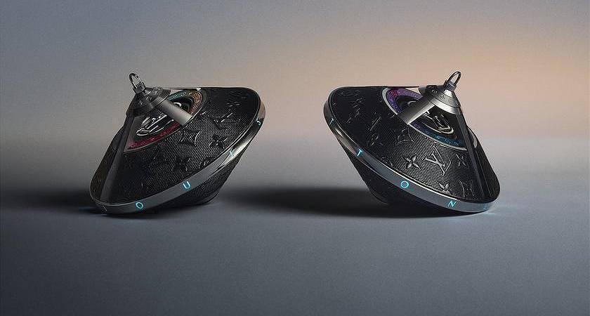 Louis Vuitton – просто фантастическая колонка за 2900 долларов