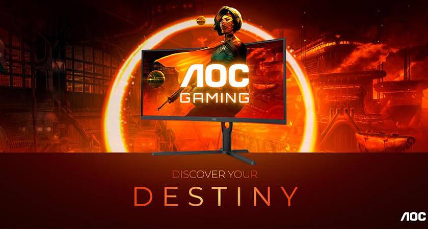 AOC планируют модернизировать свои игровые мониторы