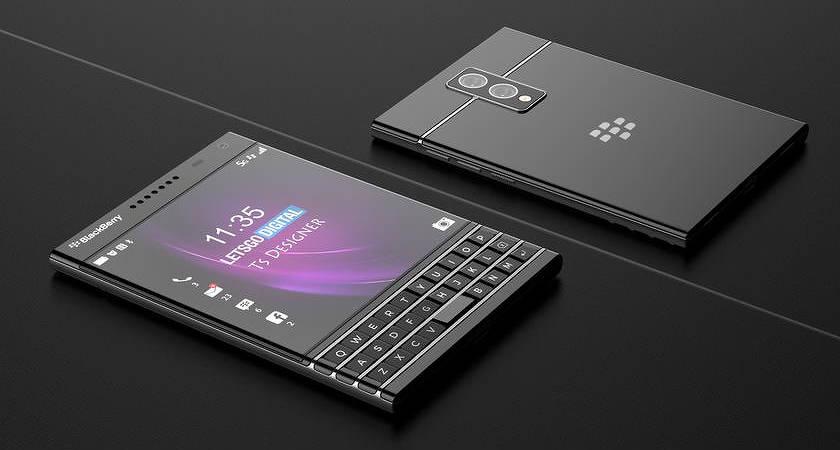 BlackBerry собирается выпустить смартфон с QWERTY-клавиатурой