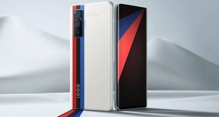 iQOO 8 Pro: вероятно, лучший экран OLED Samsung E5 и 120 Вт