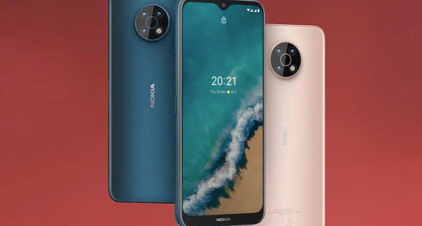 HMD Global раскрыла Nokia G50, но не специально