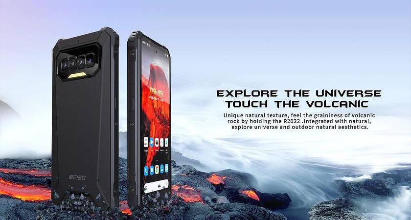 iiiF150 R2022 – новый защищенный смартфон со скидкой на AliExpress: батарея на 8300 мАч всего за 200 долларов