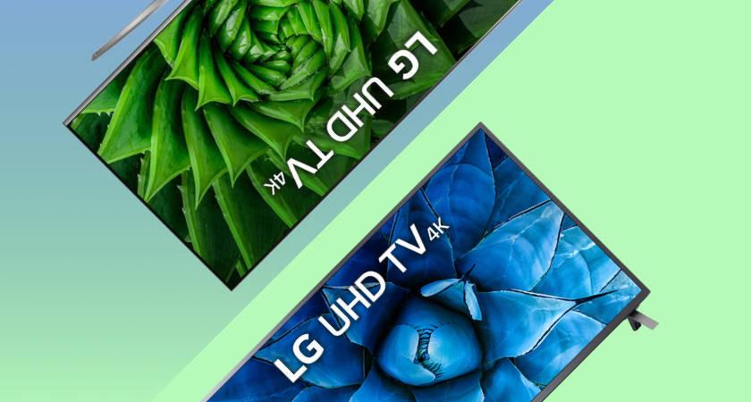 Лучшие телевизоры LG 2021 года