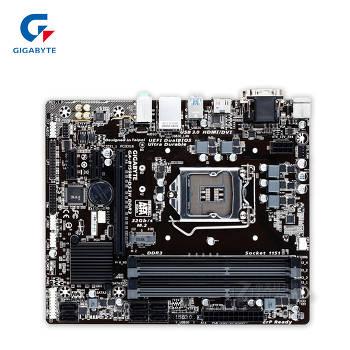 GIGABYTE GA-B150M-D3V DDR3