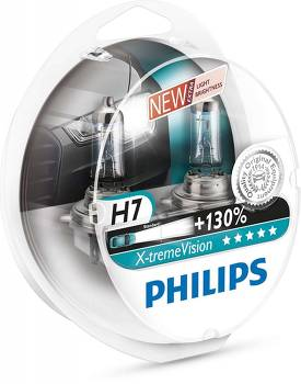 PHILIPS X-treme Vision +130% Н7