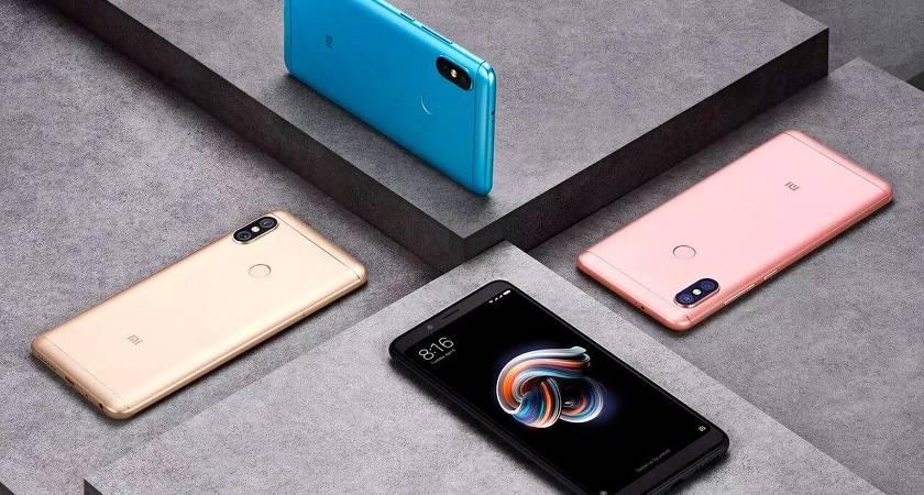 Лучшие смартфоны Xiaomi 2018 года