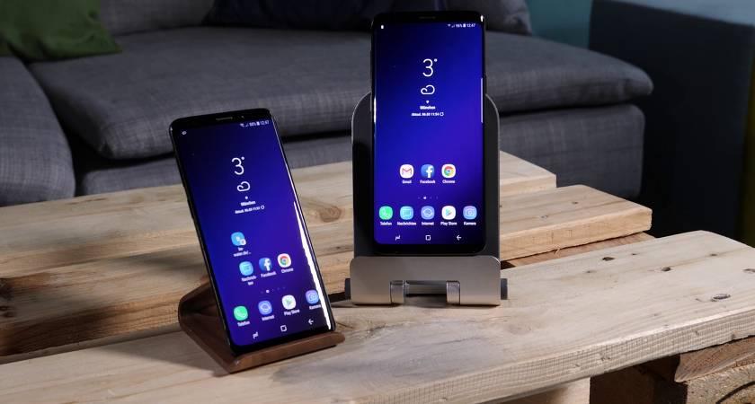 Лучшие смартфоны Samsung 2018 года