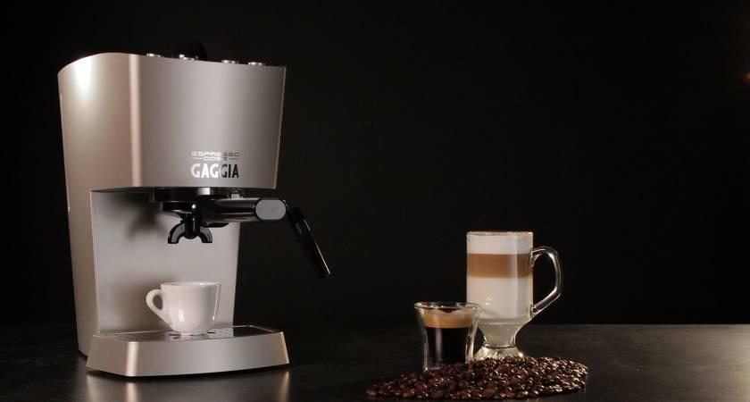 Как выбрать рожковую кофеварку?