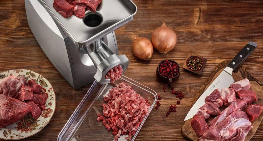 Как выбрать электрическую мясорубку?