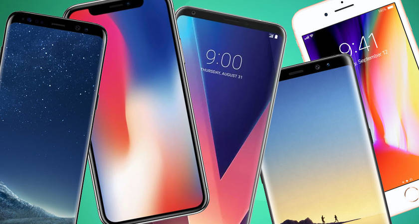 Лучшие смартфоны 2019 года