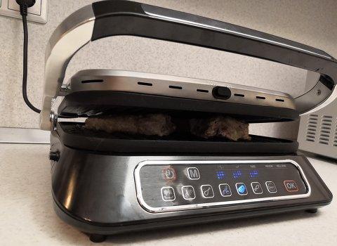 Тестирование SteakMaster RGM-M805