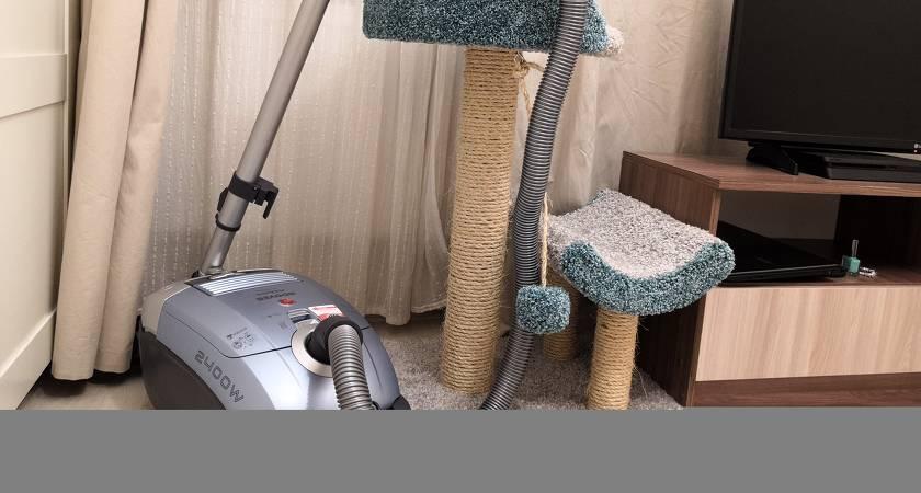 Обзор пылесоса Hoover ATHOS