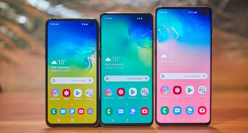Лучшие смартфоны Samsung 2019 года