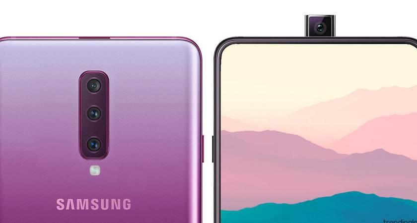 Samsung Galaxy A90 и A70 получат большие дисплеи Infinity