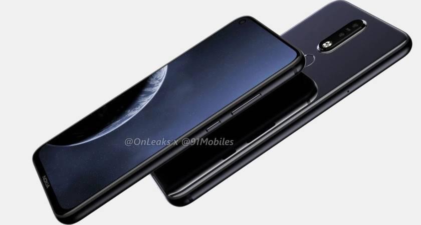 Смартфон Nokia 6.2 должен выйти до конца весны