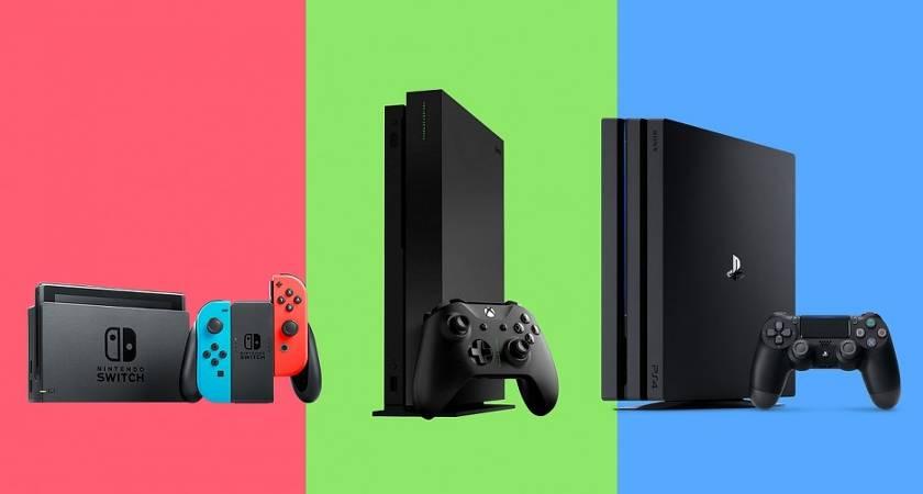 Лучшие игровые приставки 2019 года