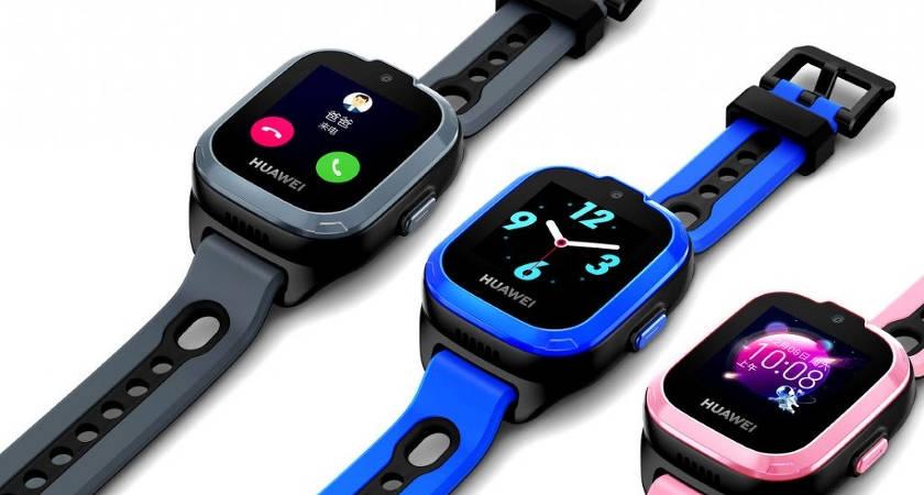 Huawei Kids Watch 3 — детские смарт-часы с СИМ-картой и GPS