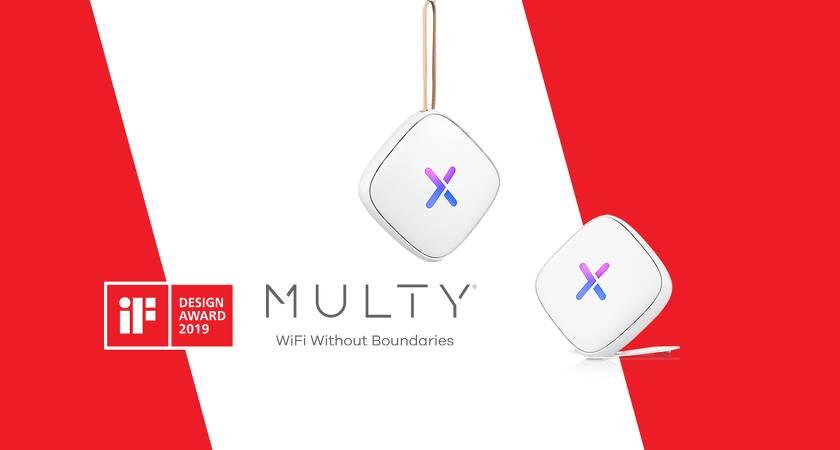 Zyxel MultyU — представлен новый Wi-Fi-роутер с поддержкой mesh-сетей