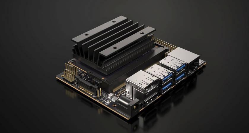 Компания Nvidia представила микрокомпьютер Jetson Nano