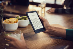 Amazon Kindle – новая бюджетная электронная книга за $90