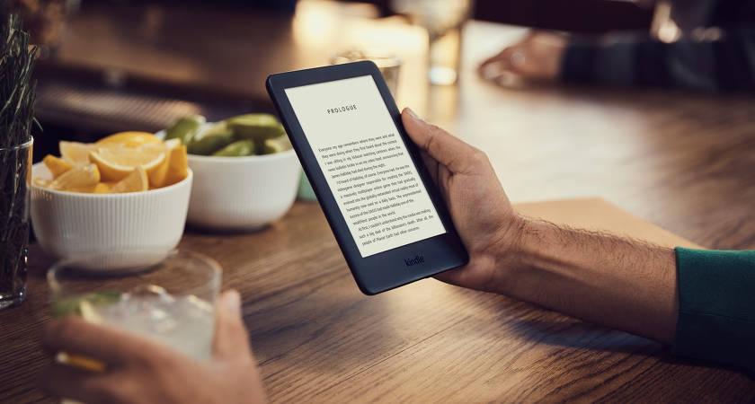 Amazon Kindle – новая бюджетная электронная книга за $90