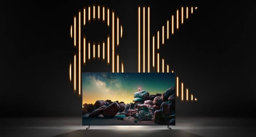 Компания Huawei готовится к выпуску умного 8K телевизора
