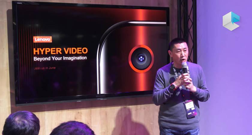 Смартфон Lenovo Z6 Pro – революционная видеосъемка?