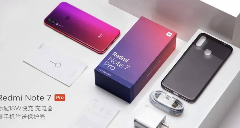 Смартфон Redmi Note 7 Pro не доберется до России?
