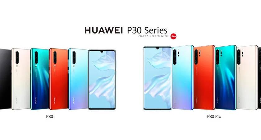 Выставка Huawei в Париже: что нового кроме P30 и  P30 Pro?