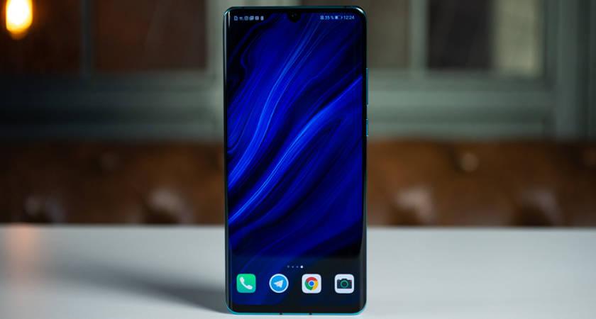 Обзор смартфона Huawei P30 Pro