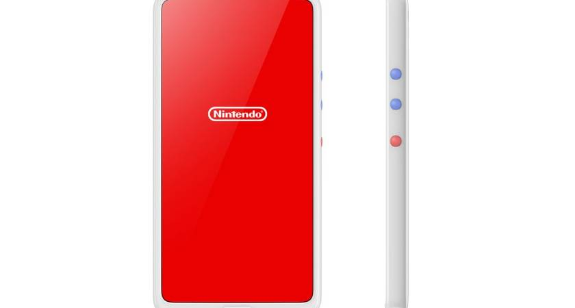 Nintendo может выпустить игровой смартфон